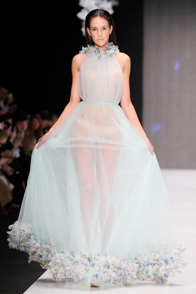 33rd Season of Mercedes-Benz Fashion Week Russia Day 2