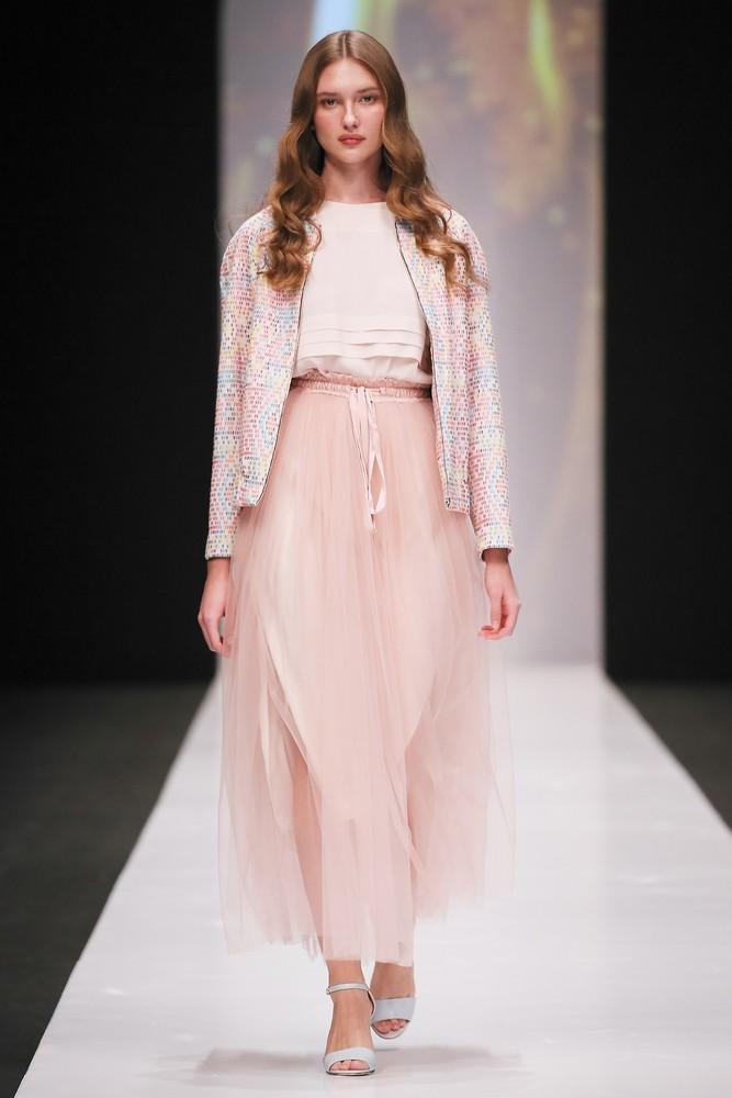 33rd Season of Mercedes-Benz Fashion Week Russia Day 4